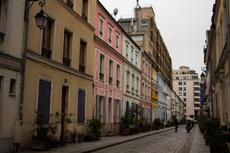 Hotel Mignon Rue Cremieux Paris