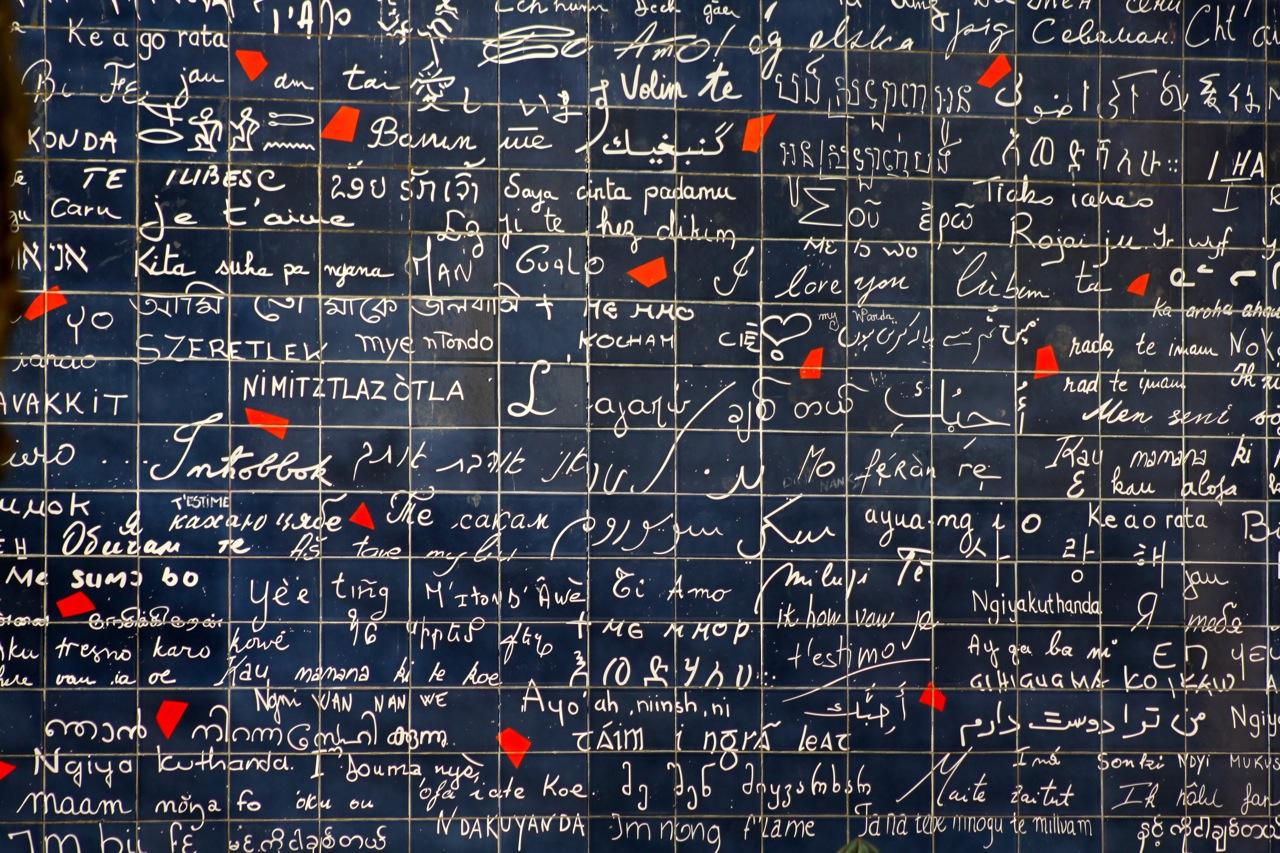 L'Amour en France - Page 2 Le-Mur-des-Je-taime