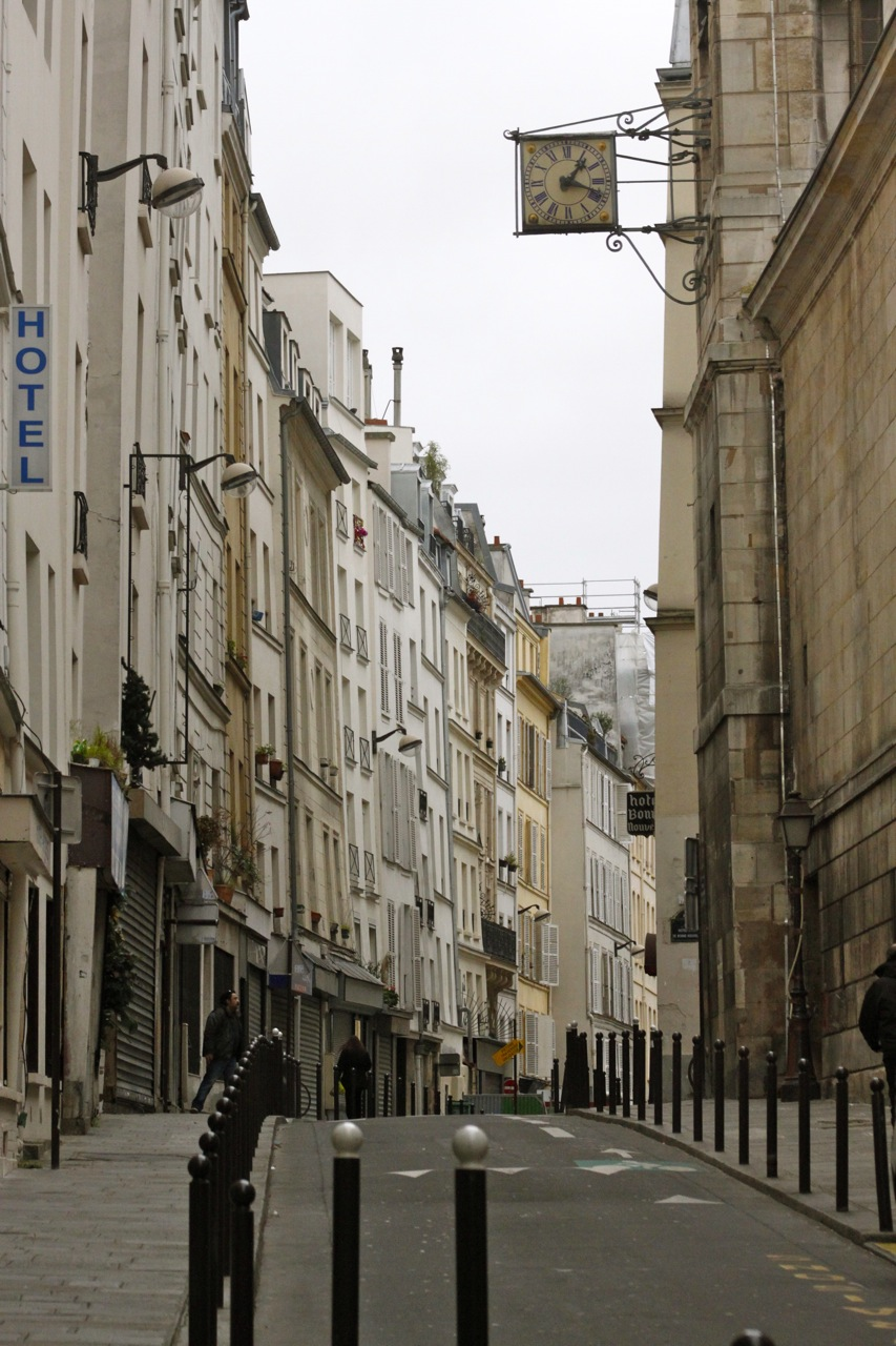 rue beauregard this street existed at the start of the xvi century travels visitez paris. Black Bedroom Furniture Sets. Home Design Ideas