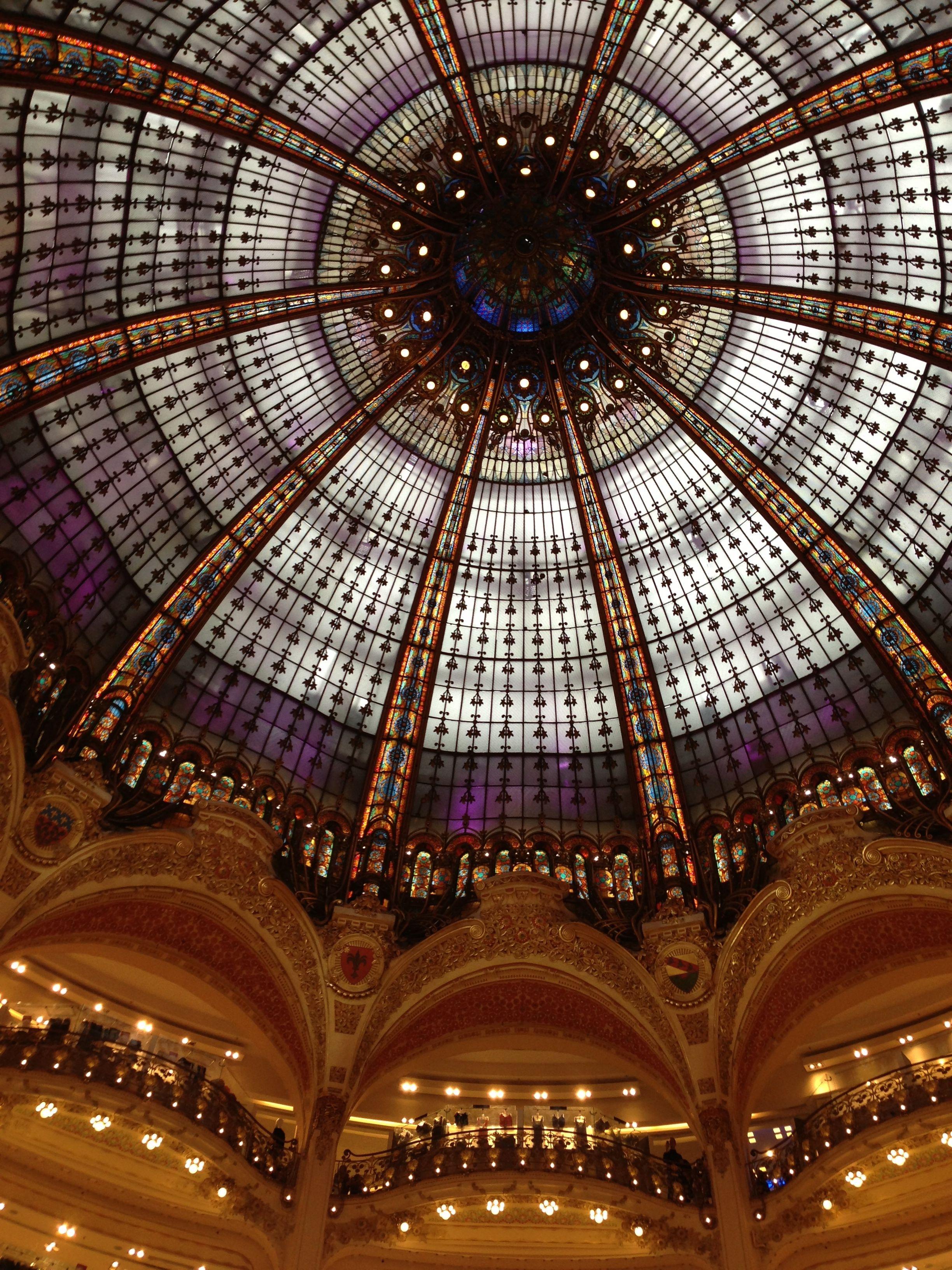 Galeries Lafayette Paris Paris Adèle