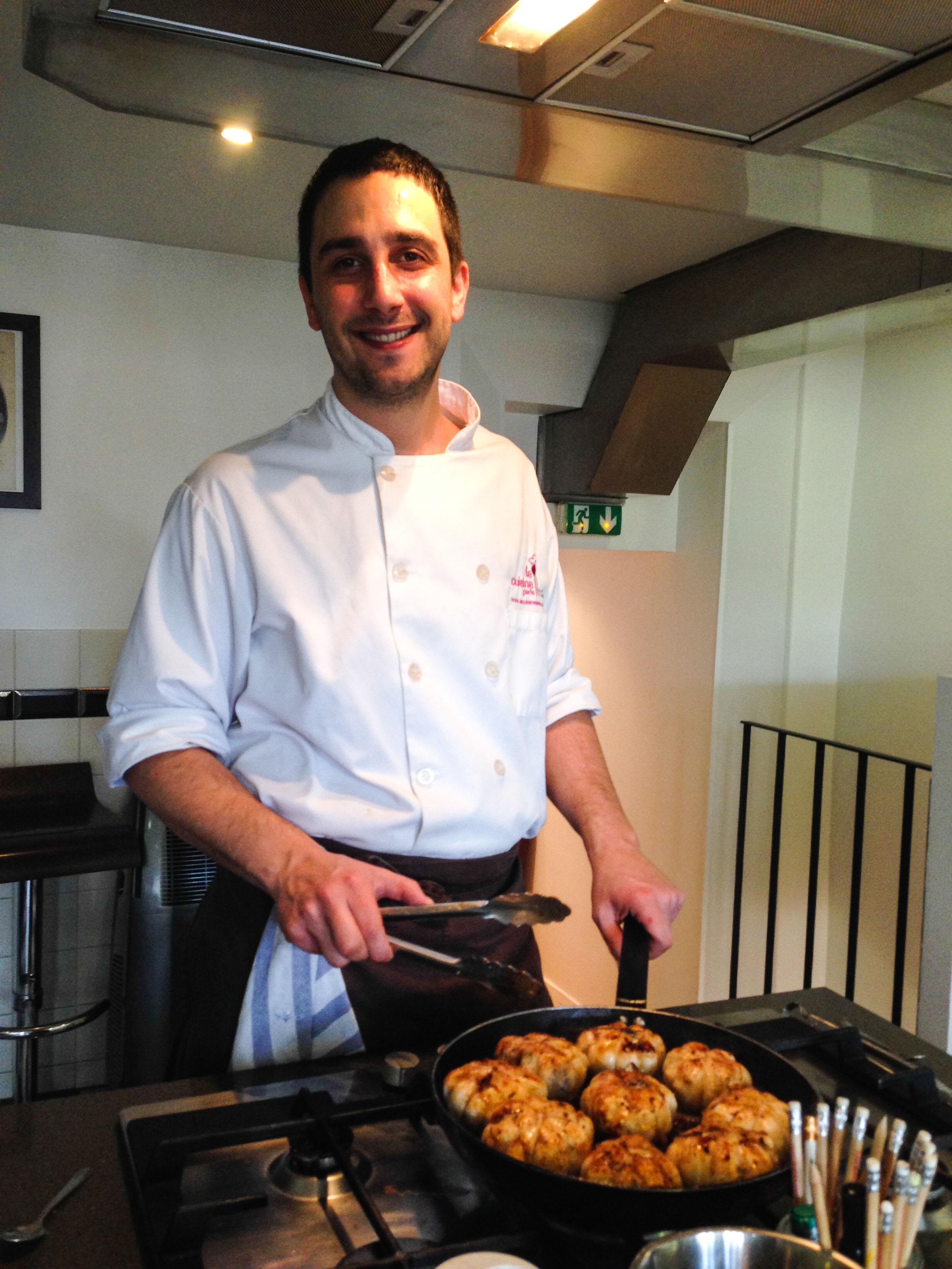 La cuisine paris paris ad le - Recherche chef de cuisine paris ...