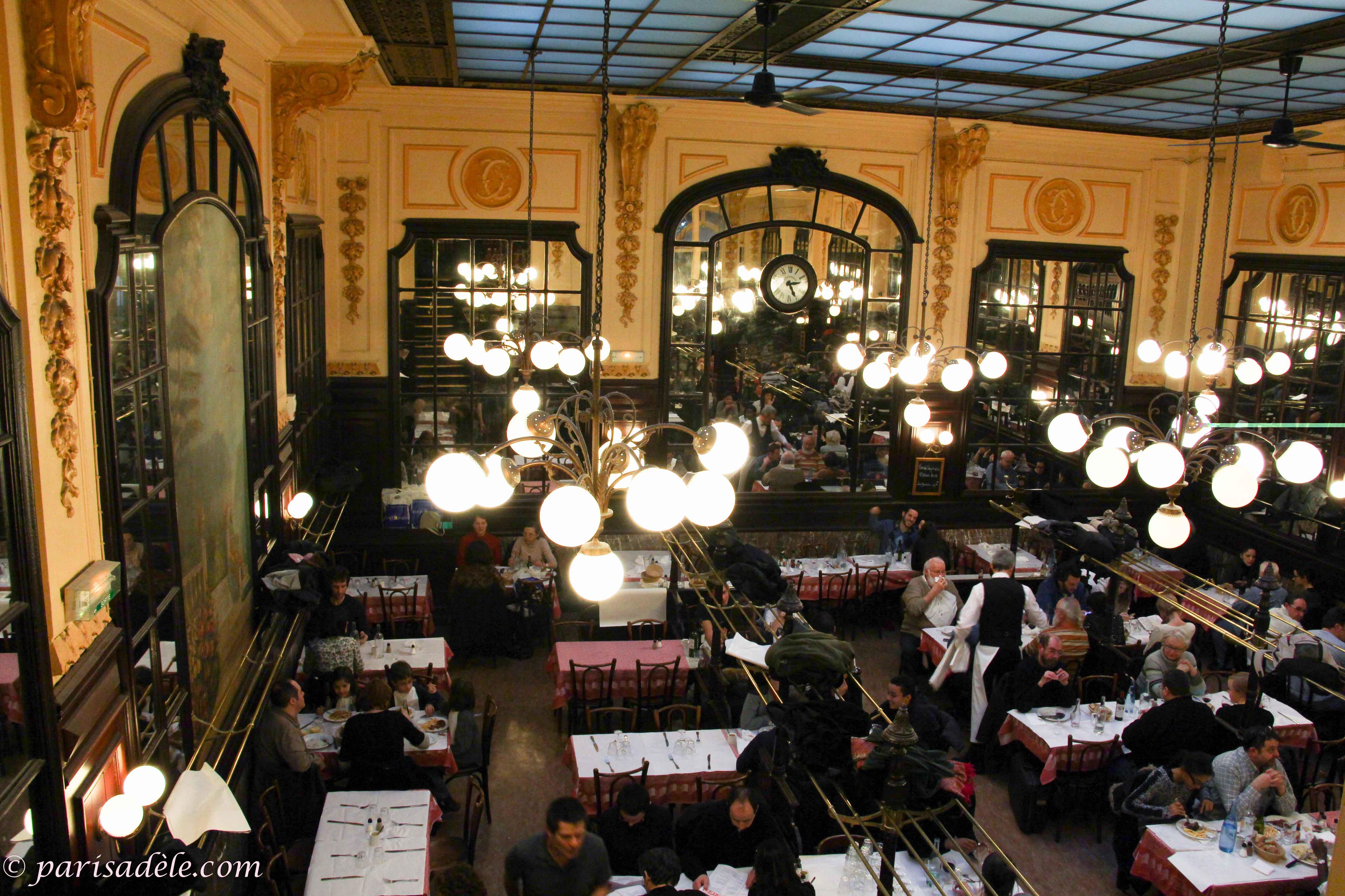Bouillon Chartier Paris Adle