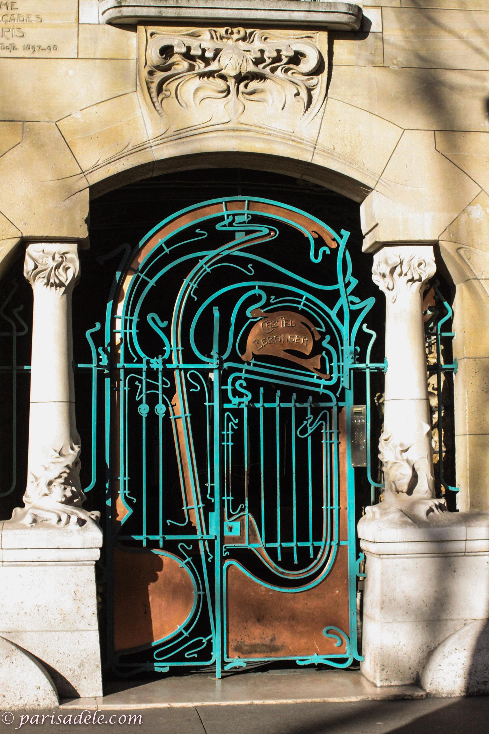 Porte Dauphine M 233 Tro Paris Ad 232 Le