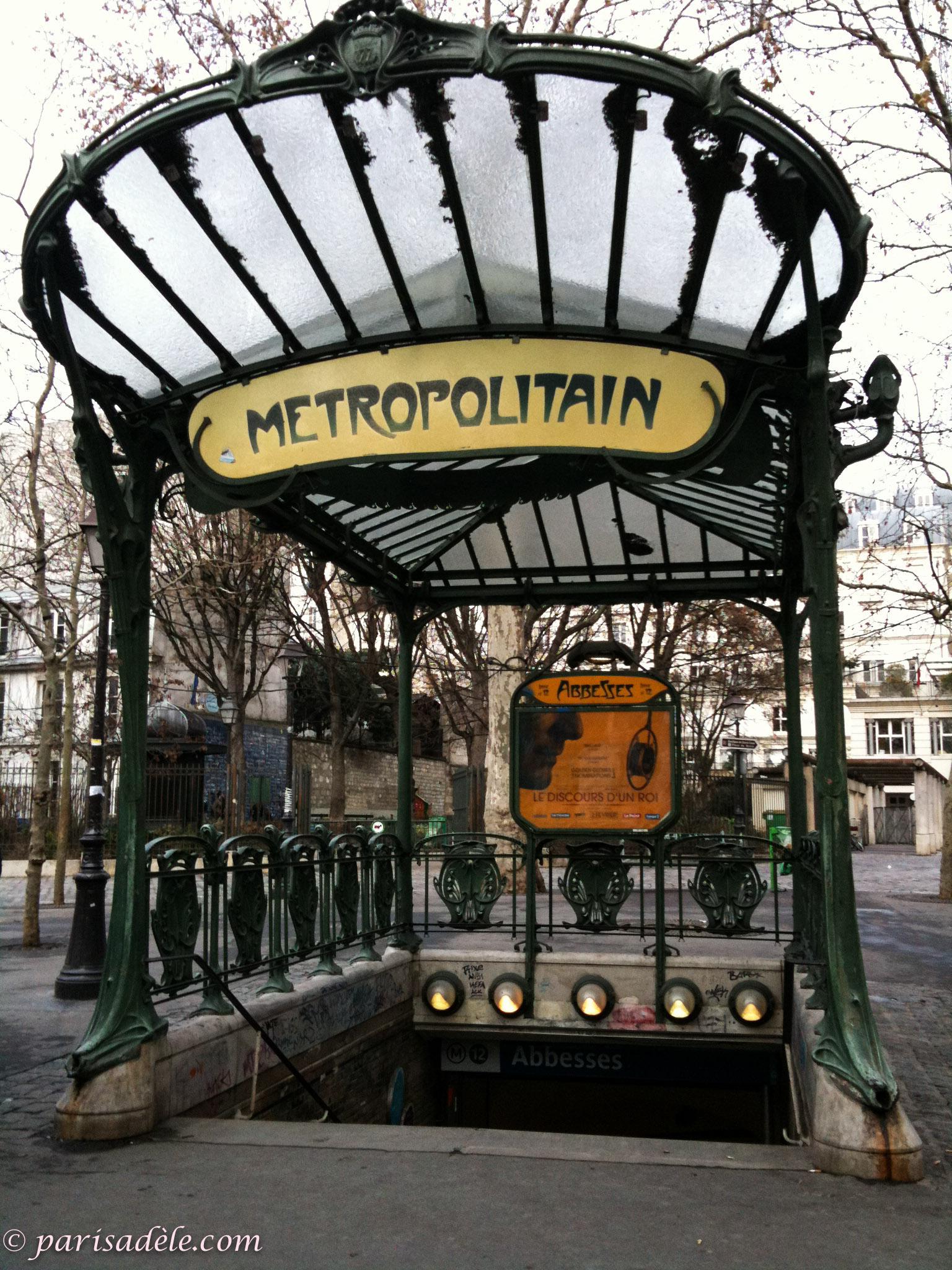 Porte dauphine m tro paris ad le for Carrelage style metro parisien