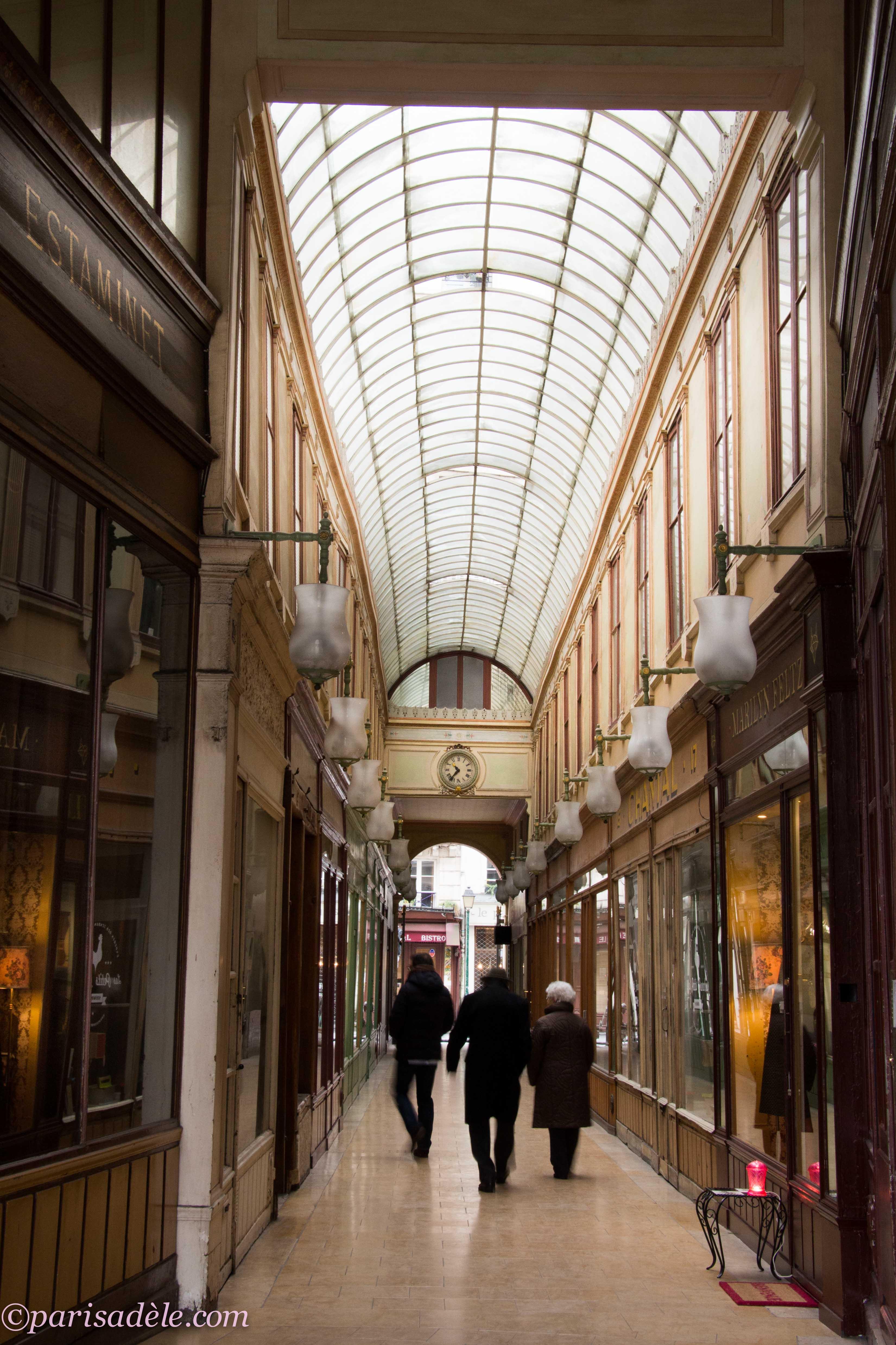 Cafe Du Passage Paris