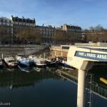 A Canal Cruise in Paris