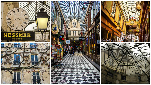 historic covered passageway paris mall shopping arcades