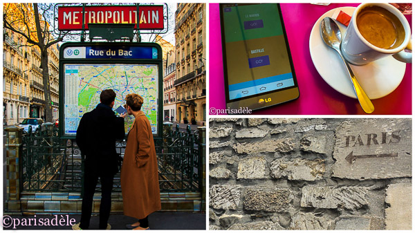 how to use metro mobile phone data in paris
