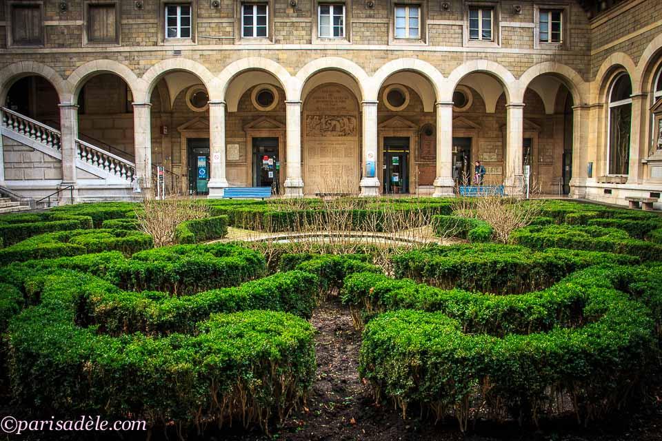 Secret garden h pital h tel dieu paris ad le for Hotel le secret paris