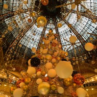 Christmas Eve In Paris