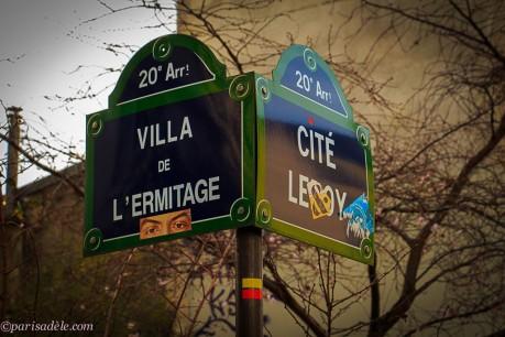 villa ermitage paris