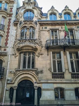 12 Rue Sedillot paris
