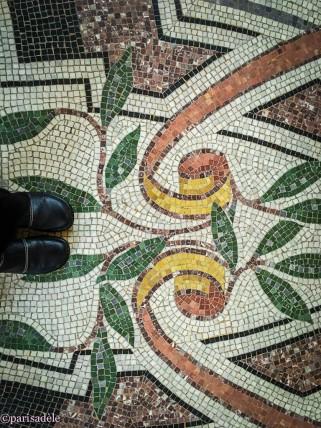 petit palais mosaic floor