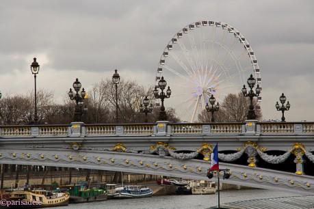 pont alexandre paris