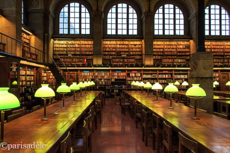 Sainte-Genevieve Library paris