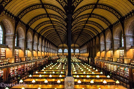 Sainte-Geneviev Library paris
