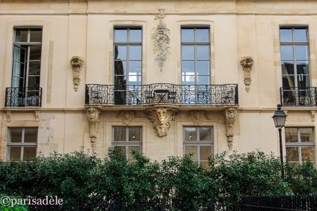 paris secret garden