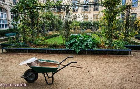 paris parks gardens