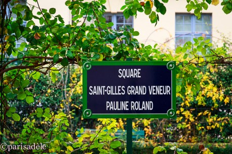 secret garden paris