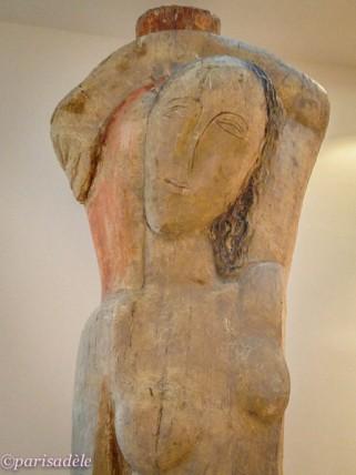 museum ossip zadkine paris russian artist sculpture