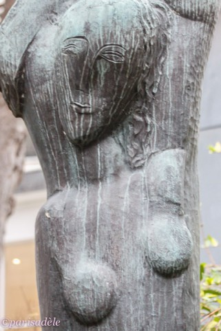 paris museum russian sculpture ossip zadkine