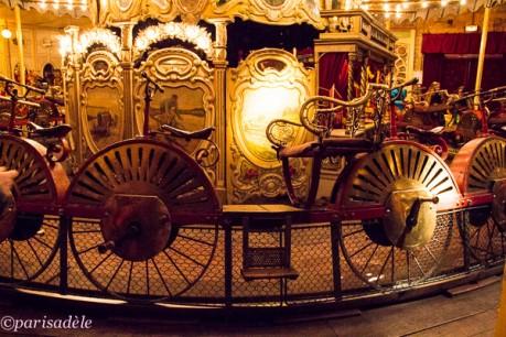 carousel merry go round paris