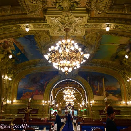 le train bleu restaurant paris gare de lyon