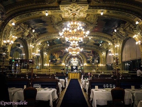 majestic train blue restaurant paris