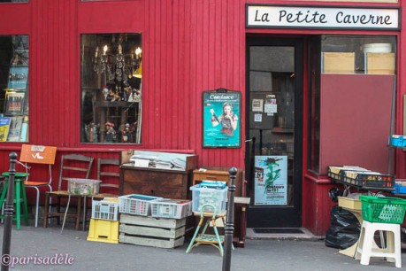 second hand bric a brac paris
