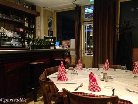 au rendez vous de la marine paris restaurant