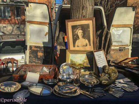trash and treasure paris flea markets vintage second hand