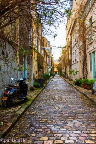 paris secret passage rue thermopyle