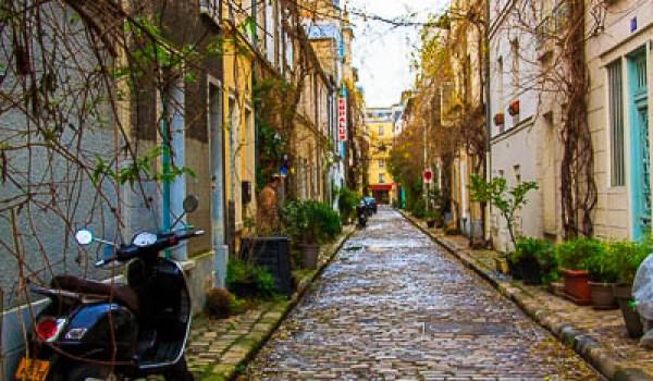 Rue des Thermopyle
