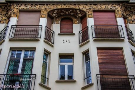 impasse lebouis paris architecture