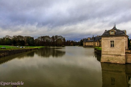 chantilly castle france
