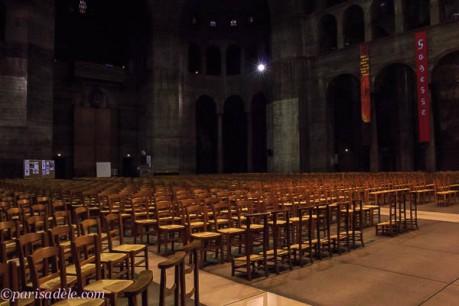 art deco chairs eglise du saint esprit church paris