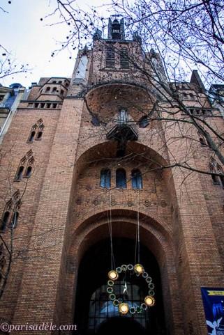 saint esprit paris church art deco facade