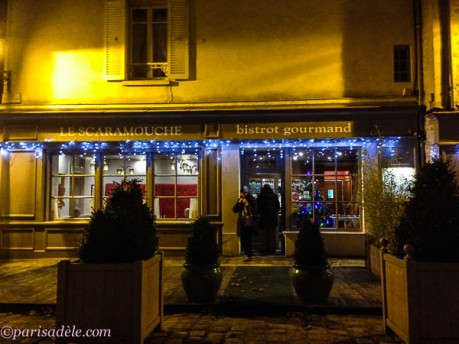 where to eat senlis france