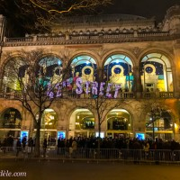 A Night at the Chatelet Theatre