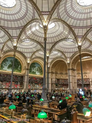 Salle-Labrouste-reading-room-richelieu-paris-library