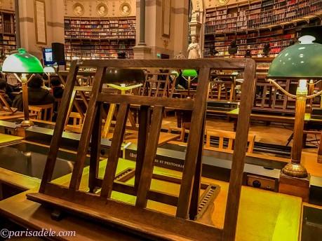 bibliotheque nationale richelieu paris