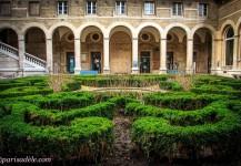 Secret Garden Hôpital Hôtel-Dieu