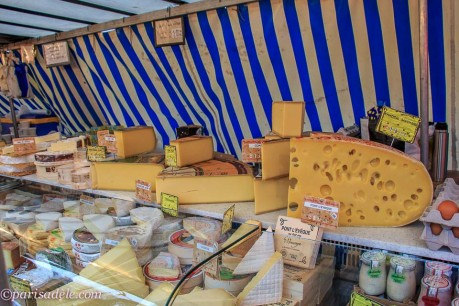 bastille markets marche bastille paris food markets