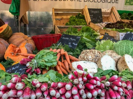 marche bastille paris food markets