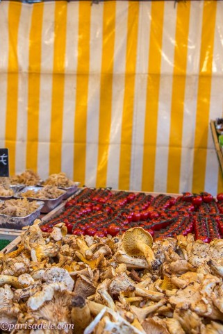 bastille markets richard lenoir marche paris food