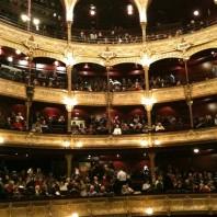 Come on My Fair Lady, Lets Go to the Théâtre du Châtelet