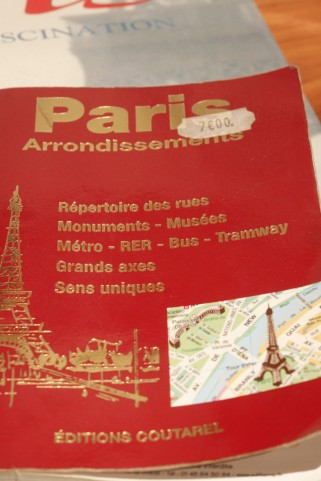 find your way around paris