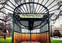 Porte Dauphine Métro