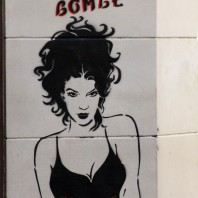 More Street Art In Paris