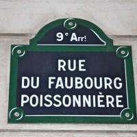 A Saturday Stroll in Paris